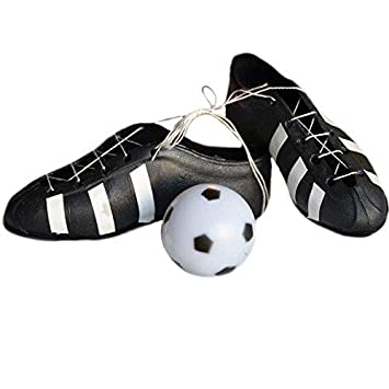 Soccer Cleats And Ball Cake Topper Shoes Sports Team Party Diy Craft Supplies