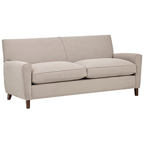 Rivet Lawson Modern Angled Sofa, 78