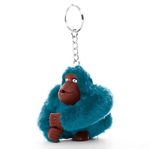 Kipling Sven Monkey Keychain Gleaming Green ()