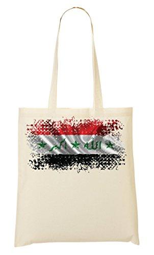 Iraq Asia Baghdad Country Series Nationality Flag Nice To Bolso De Mano Bolsa De La Compra
