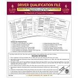 J.J. Keller 18MP Complete DQ File Packet, 2015 Edition