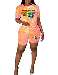 229ca989be3d Womens Active Top and Bottom Sets | Amazon.com