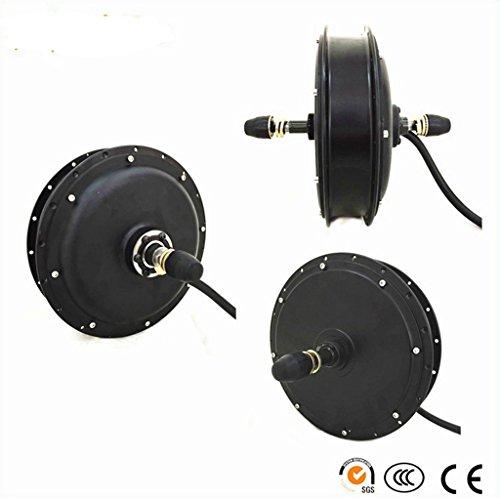 (NBPower 100km/h Speed 45H QS V3 3000w Electric Bike hub Motor ebike hub Motor)