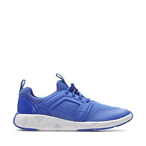 Chaussures pour Bleu Bleu Femme de à School Ville Lacets zdxf1wAAq