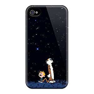 Nice-cheap-cases Iphone 6 Protector Cell-phone Hard Cover Unique Design Attractive Calvin Hobbes Skin [gqS17610fmHr]