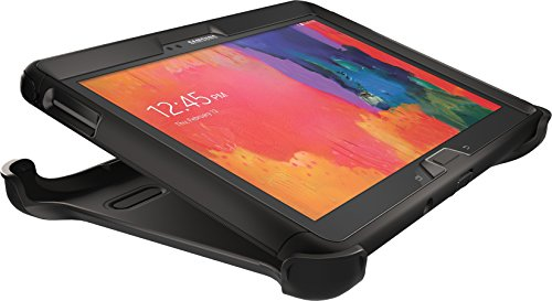 more photos d580b 4d017 OtterBox Defender Series Case & Stand for Samsung Galaxy TAB PRO 10.1 Inch  / Samsung Galaxy NOTE 10.1 Inch 2014 Edition - Black (Certified ...