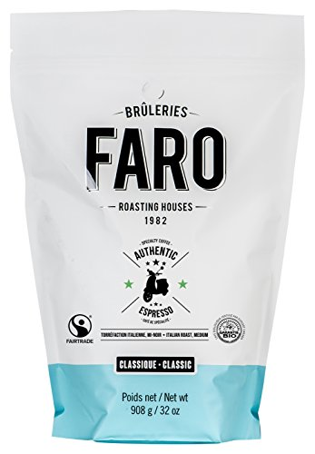 Faro Roasting Houses Authentic Espresso product image