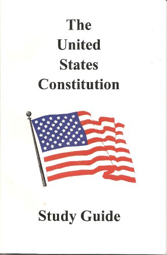 united states constitution study notes The united states constitution chapter study outline  the first constitution of the united states was the articles of confederation,.