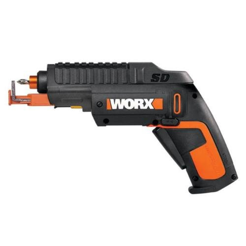 Screw Driver Semi Automatic Worx Power Holder Bits 6 Driving Attachment Screwholder