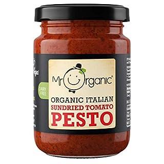 Mr Organic Organic Sundried Tomato Pesto 130g
