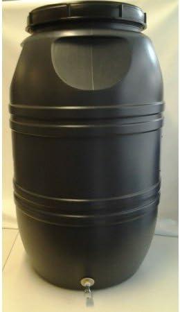 PLASTICOS HELGUEFER - Bidon 220 litros con Grifo Metalico