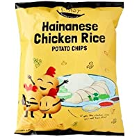F.EAST Hainanese Chicken Rice Potato Chips, 70g