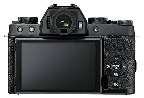 Fujifilm X-T100 24.2 MP Mirrorless Camera with XC 15-45 mm Lens (APS-C Sensor, Electronic Viewfinder, Face/Eye Detection… 3