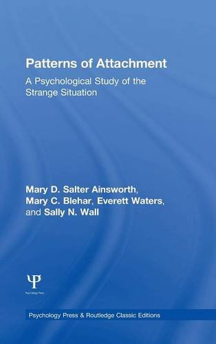 Patterns of Attachment: A Psychological Study of the Strange Situation (Psychology Press & Routledge Classic Edition