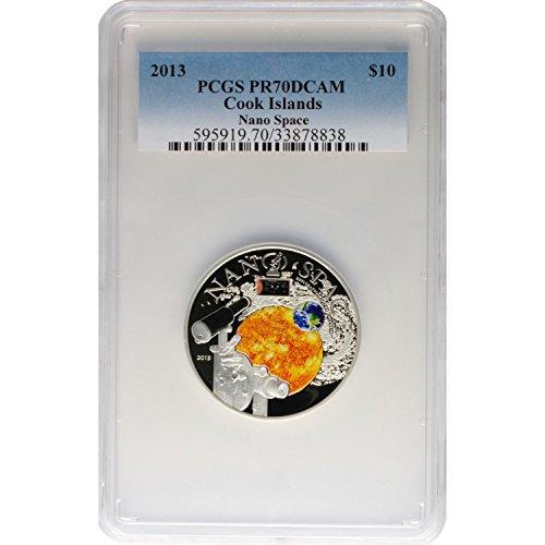 2013-ck-nano-space-silver-coin-proof-with-nano-chip-10-pr-70-pcgs