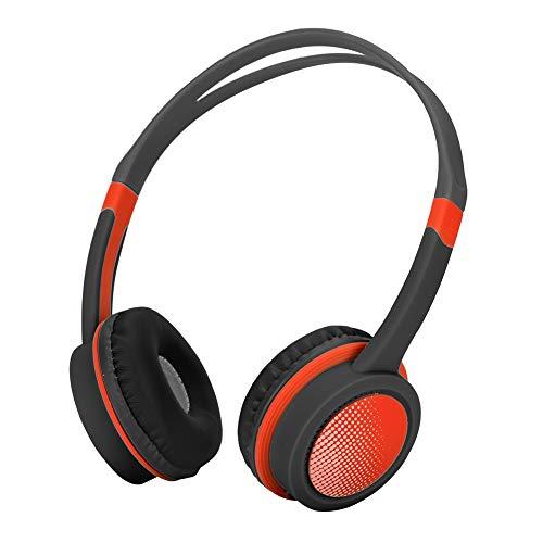 Koptelefoons, kinderen Koptelefoons met 85dB volume Beperkte gehoorbescherming Bedrade koptelefoon voor kinderen(Zwart…