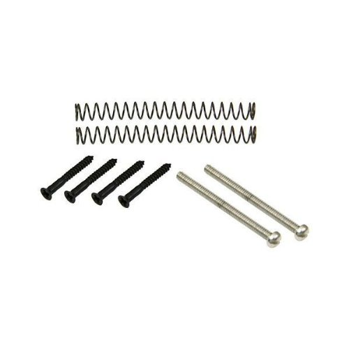 - DiMarzio Humbucker Mounting Hardware Kit Chrome Neck