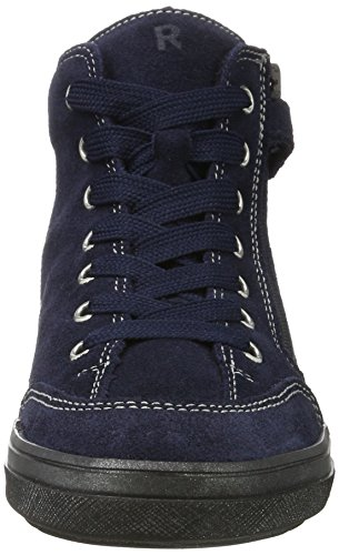 Derbys 7200 Fille Bleu Ilva Richter atlantic gq05WX