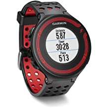 Garmin Forerunner 220 - Black/Red