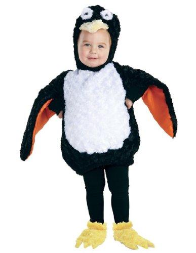Underwraps Toddler Penguin Costume (Penguin Costume Child)