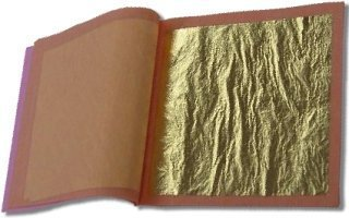 23k Edible Gold (25 sheets/Loose ()