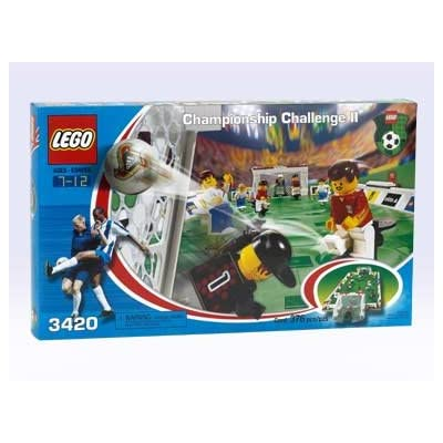Lego Soccer #3420: Toys & Games