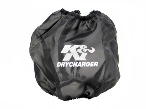K&N RF-1042DK Black Drycharger Filter Wrap - For Your K&N RF-1042 Filter