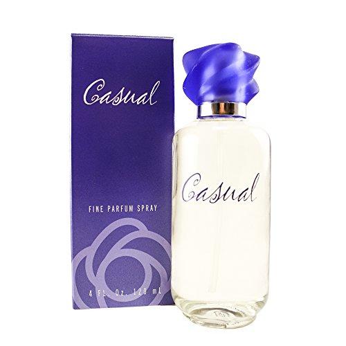 Casual for Women by Paul Sebastian, Fine Parfum Spray,  4-Ounce from Paul Sebastian