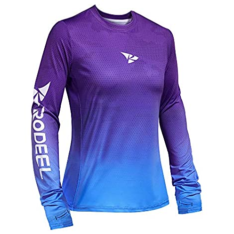 Rodeel-Womens-UPF-50-Long-Sleeve-Shirts-UV-Protection-SPF-Shirts-for-Women-Long-Sleeve