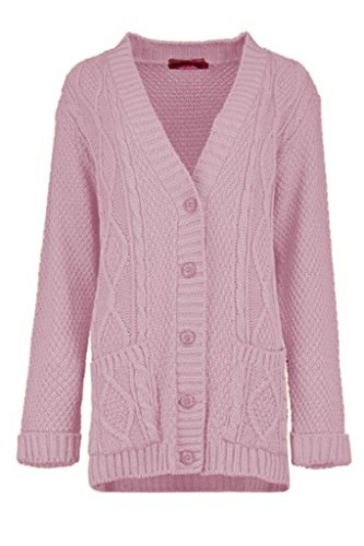 Home ware outlet - Jerséi - para mujer rosa pastel
