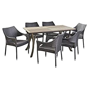 41FU%2BKOl0YL._SS300_ Wicker Dining Tables & Wicker Patio Dining Sets