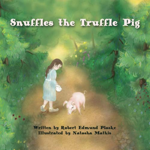 Snuffles the Truffle Pig