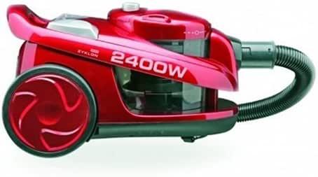 Bob de Home 2525 aspirador 2400 W Rojo: Amazon.es: Hogar