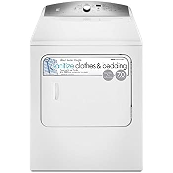 Kenmore 66132 7.0 cu. ft. Electric Dryer in White, includes delivery and hookup (Available in select cities only)