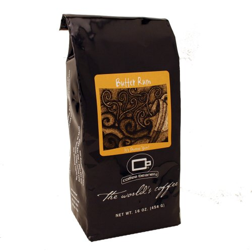 Coffee Beanery Butter Rum 16 oz. (Automatic Drip) (Butter Sugar Rum Free)
