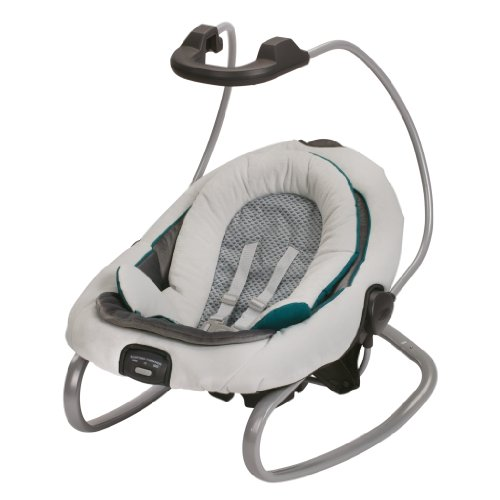 Review Graco Duetsoothe Swing +
