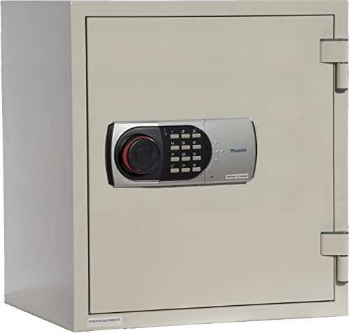 Phoenix Olympian 1-Hour Digital Fireproof Safe – 1.3 cu ft