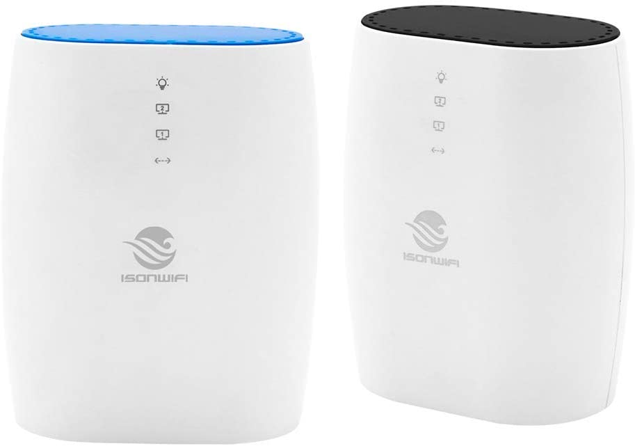 Whole Home Mesh WiFi System - Dual Band AC3600 Router Replacement for SmartHome,Coverage up to 2,000 sq. ft. (AC2400)
