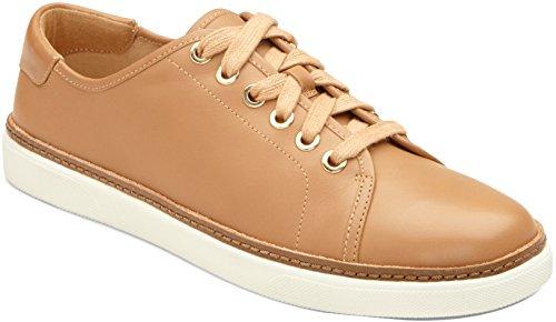 Vionic Women's Leah Sneaker Tan 7.5 M -