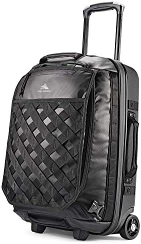 Wheeled Rolling Backpack Luggage Adults product image