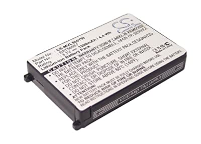 High Capacity Battery 1200mAh For MOTOROLA BAT56557 HCLE4159B HCNN4006 56557 SNN5571B * Fits MOTOROLA CLS1110 CLS1114 VL50 CLS1100 CLS1410 CLS1450CB CLS1450CH VL120 *SHIPS FROM THE USA from VINTRONS