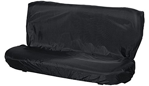 Streetwize Rear Seat Water Resistant Cover - Black: