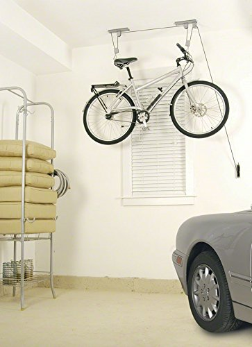DELUXE BIKE HOIST by THE ART OF STORAGE MfrPartNo RS2200 - Deluxe Hoist