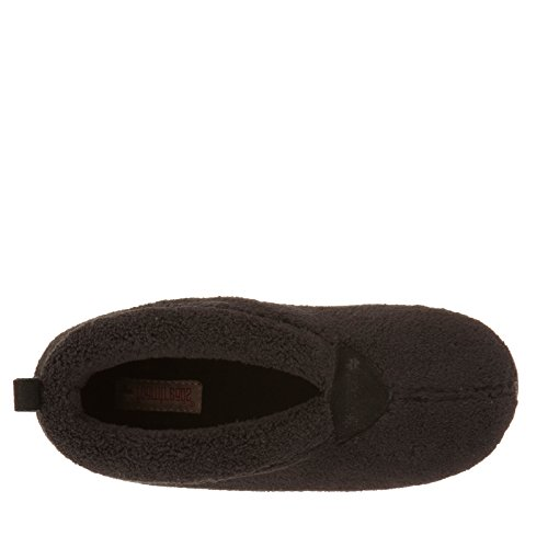 Pantofole Slip-on In Schiuma Di Cachemire Nero