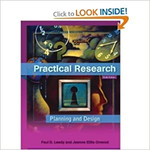 Practical Research : Planning and Design: United States Edition 9th Edition