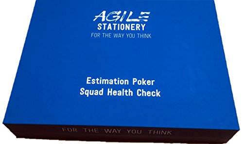 Estimation Poker and Squad Health check Twin Deck