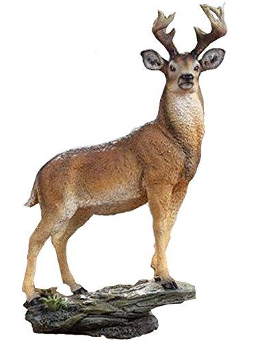 Napco Standing Deer Figurine -