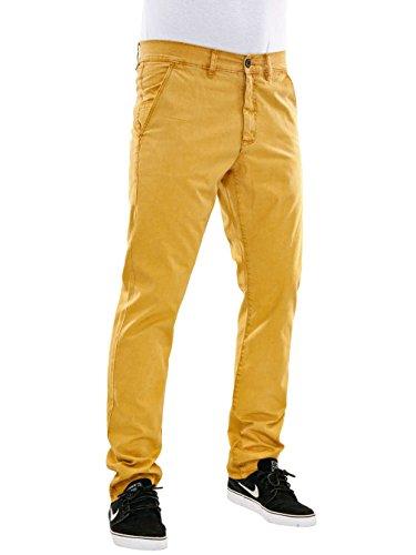 Reell Short Grip Chino Short ARTIKEL-NR. 1200–1007 giallo 28W / 30L