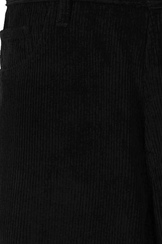 Alexanders of LondonHerren Jeanshose, Einfarbig Schwarz Schwarz