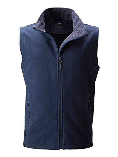 Al Tempo Men's Promozionale Adatto Gilet navy Softshell Promo Navy E Vest Libero Stampabile qFY6twH